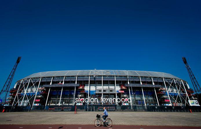 Het Feyenoordstadion.