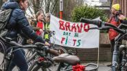 Fietsersbond feliciteert fietsers aan Don Bosco