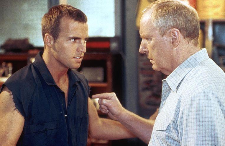Ben Unwin (links) als Jesse in 'Home and Away'