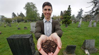 Composteren lichamen voortaan toegestaan in Washington