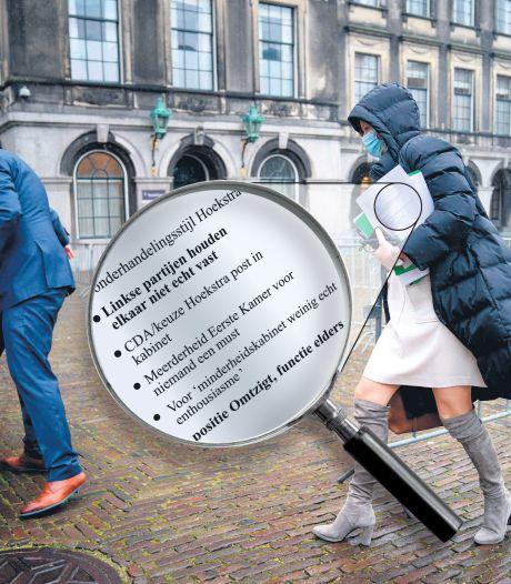 Chaos compleet: debat over blunder bij formatie uitgesteld naar morgen
