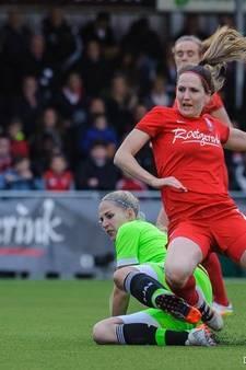 FC Twente Vrouwen verliest in Goor van Gütersloh