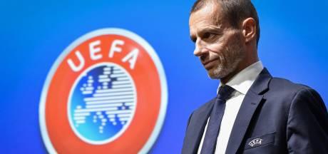 """Loi LGBT: le président de l'UEFA dénonce des initiatives """"populistes"""""""