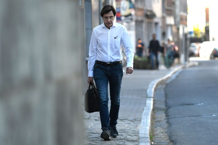 Elio Di Rupo. Beeld Photo News