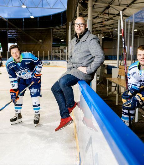 Slechts één competitieduel speelde Yeti's Breda dit seizoen: 'We willen gewoon weer ijshockeyen'
