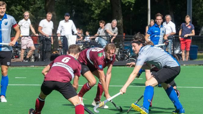 Hockeyers NMHC en Union door in Gold Cup