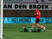 Helmond Sport zwoegt zich naar een uiterst waardevol punt tegen TOP Oss