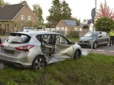 Twee gewonden bij botsing tussen auto's in Etten-Leur