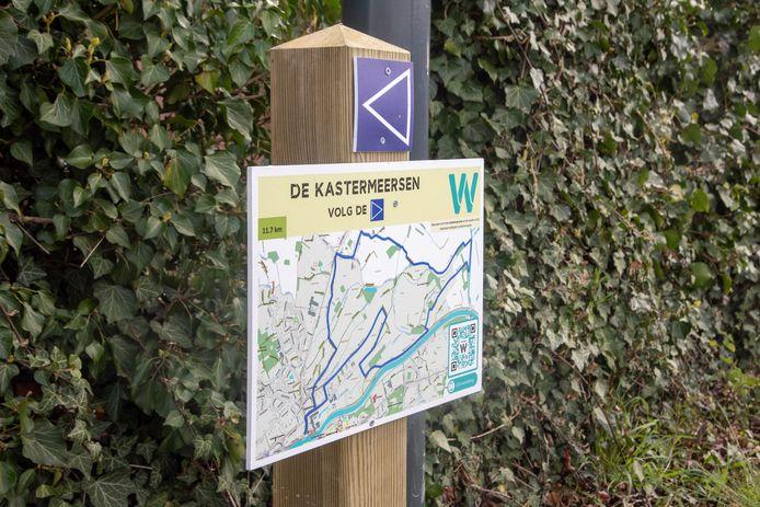 Kastermeersen wandeling.