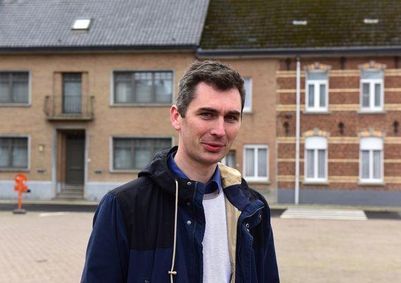 Schepen Simon De Boeck(CD&V) wil de vervuiler laten betalen
