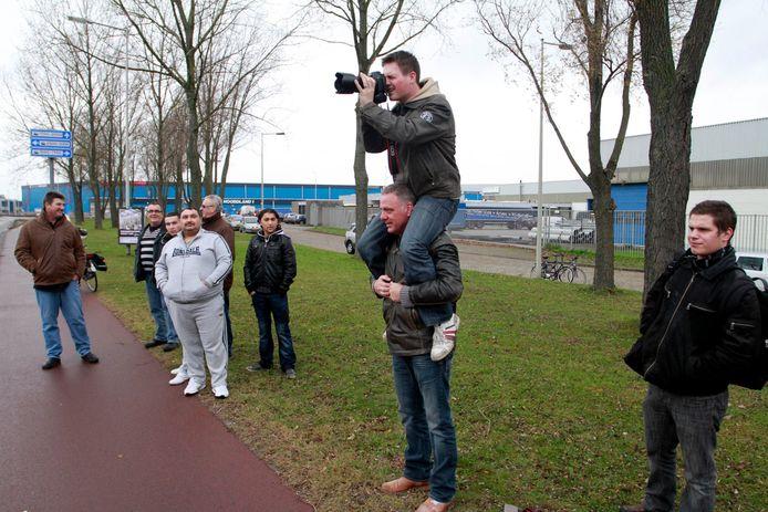 Verslaggever Coen Hagenaars