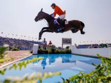 Springruiters stellen ticket voor Spelen 2020 veilig
