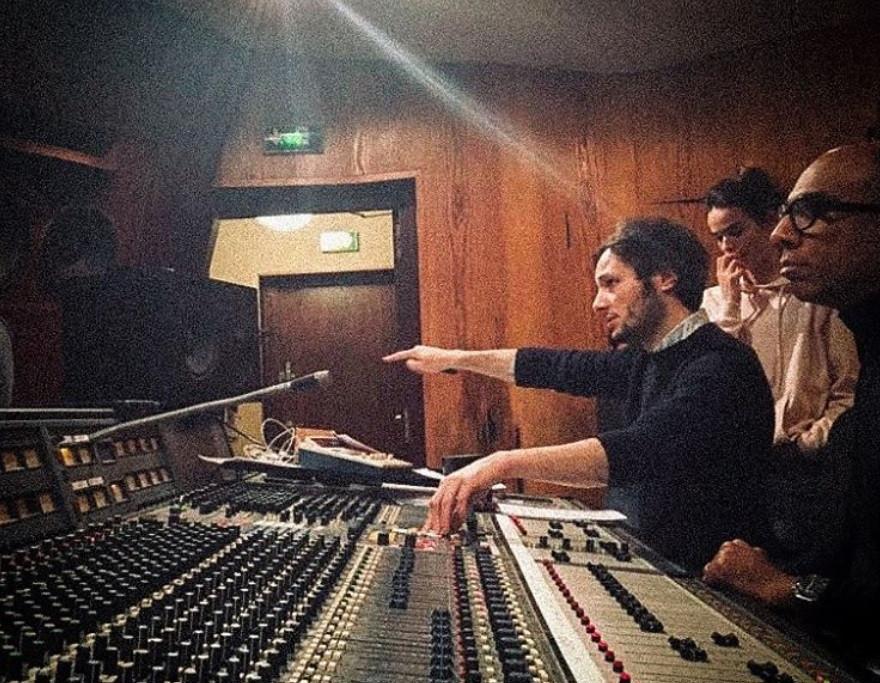 Vianney débarque dans The Voice France.