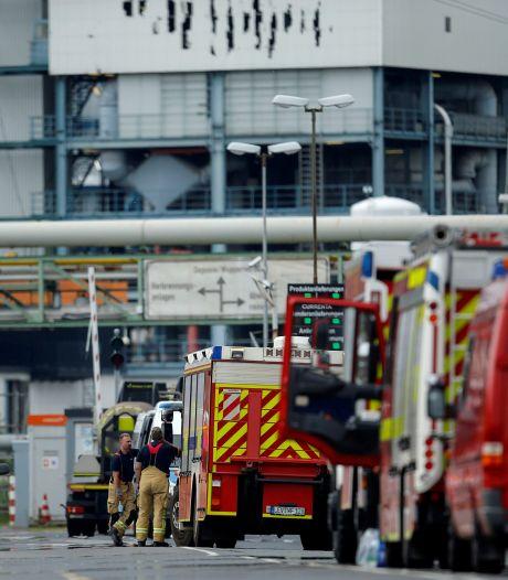 Explosion d'une usine en Allemagne: le bilan passe à cinq morts et deux disparus