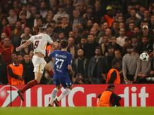 Chelsea en AS Roma sluiten na heerlijk duel af op remise
