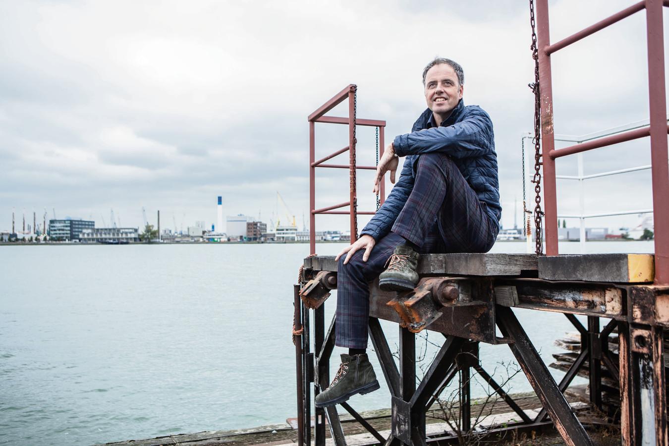 Landschapsarchitect Adriaan Geuze over klimaatverandering in de Baronie van Breda.