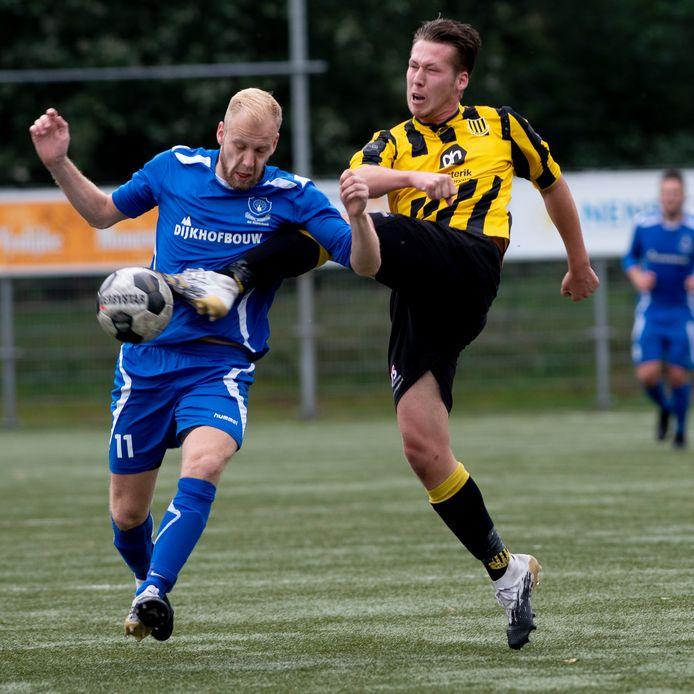Beekbergen en Klarenbeek (hier op archiefbeeld) begonnen beiden met een zege aan de competitie.