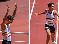 Kevin Borlée qualifié en demi-finales du 400m mais incertain, ça passe aussi pour Jonathan Sacoor