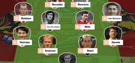Het beste PSV ooit: onze experts kiezen de beste elf spelers