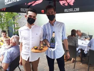 RESTOTIP. Try-out is ultieme bewijs: Kobe en Jarne klaar voor heropening Romeins Hof