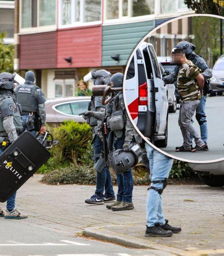 Arrestatieteam pakt Apeldoorner (39) met zwaar geschut op na dreigende situatie