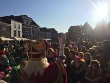 Een warm onthaal voor Sint en zijn pieten in Heusden-vesting