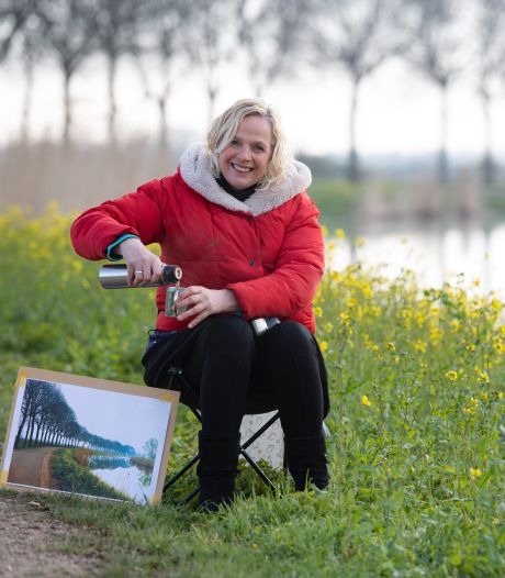 Nachtdier Doro Krol zoekt nu rust en inspiratie in de natuur: 'Hoe langer het duurt, hoe fijner het wordt'