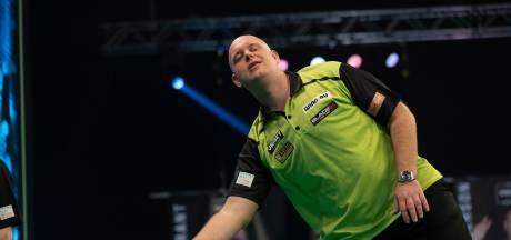 Van Gerwen grijpt wéér nipt naast eerste toernooizege: Wright te sterk in finale