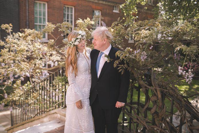 """Le couple s'est marié ce week-end lors d'une """"cérémonie secrète""""."""