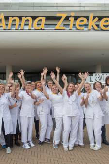 St. Anna Geldrop stijgt naar nummer 9 in Ziekenhuis Top 100