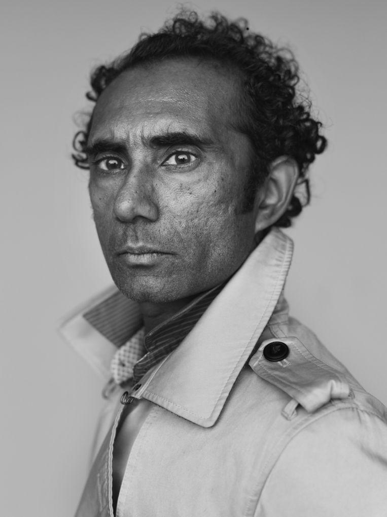 Khalid Jamaludin (46) - Indisch/Afghaans/Surinaams Beeld Stephan Vanfleteren