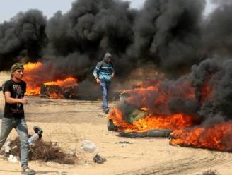 Twintig zwaargewonde Palestijnen naar Egypte gebracht, Turkije boos op Egypte en Israël