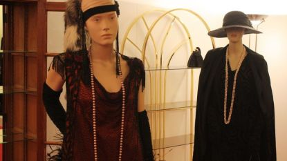 Met Markant naar het Vintage Modemuseum in Gavere
