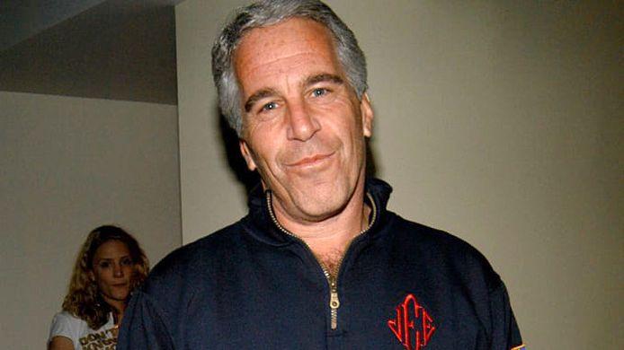 Intussen overleden zakenman Jeffrey Epstein