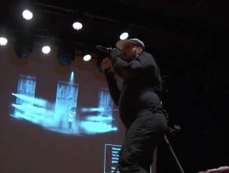 Rapper Zwangere Guy geeft virtueel live-optreden in de AB