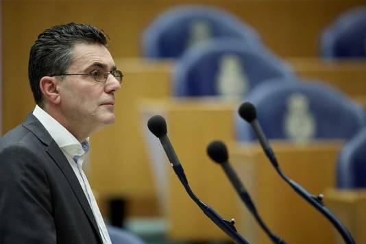SP-Kamerlid Henk van Gerven.