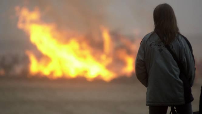 Politie onderzoekt verdachte branden van papiercontainers in Vosselaar