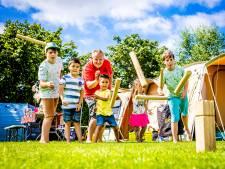 Campings bomvol Nederlanders die vakantie vieren in de Hoeksche Waard: 'Mensen blijven graag dicht bij huis'