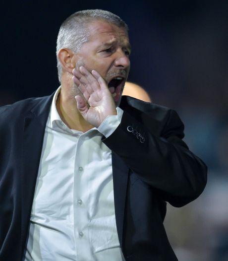 FC Dordrecht verlost Jan Zoutman van de bank: 'Ik heb het trainen gemist'
