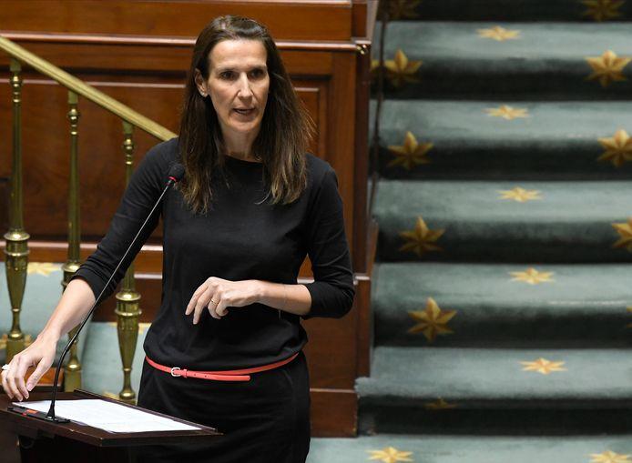 Premier Sophie Wilmès van MR.