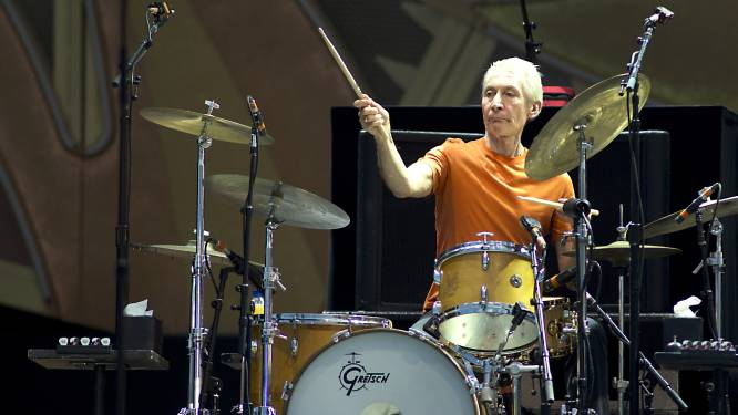 'Pinkpopbaas' Jan Smeets: 'Charlie Watts was de aardigste van de Stones'