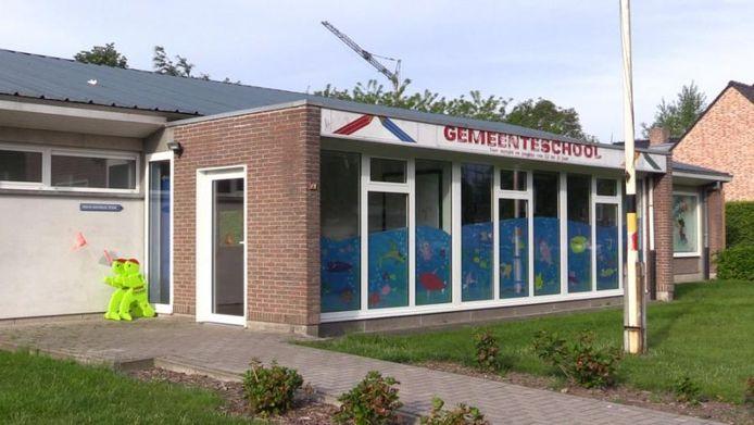 De gemeentelijke basisschool van Hoogstraten.