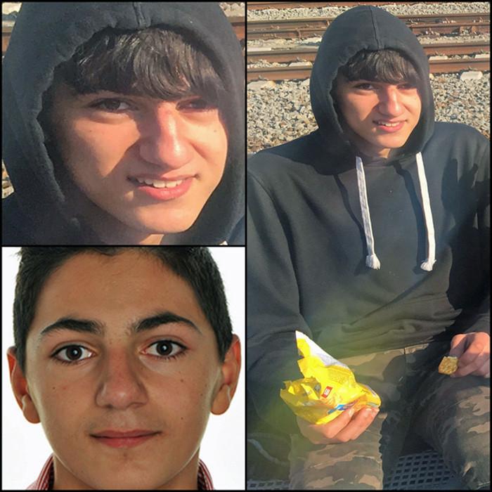 Verdwijning van Grigor Sukyasyan (16) uit Kortenberg.