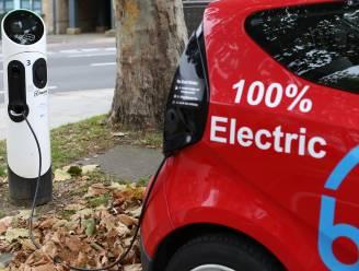 Amper 0,6 procent van Belgische bedrijfswagens is elektrisch
