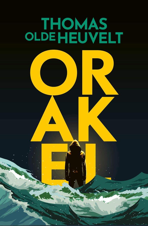 Thomas Olde Heuvelt, 'Orakel', Meulenhoff, 458 p., 20,99 euro.   Beeld rv