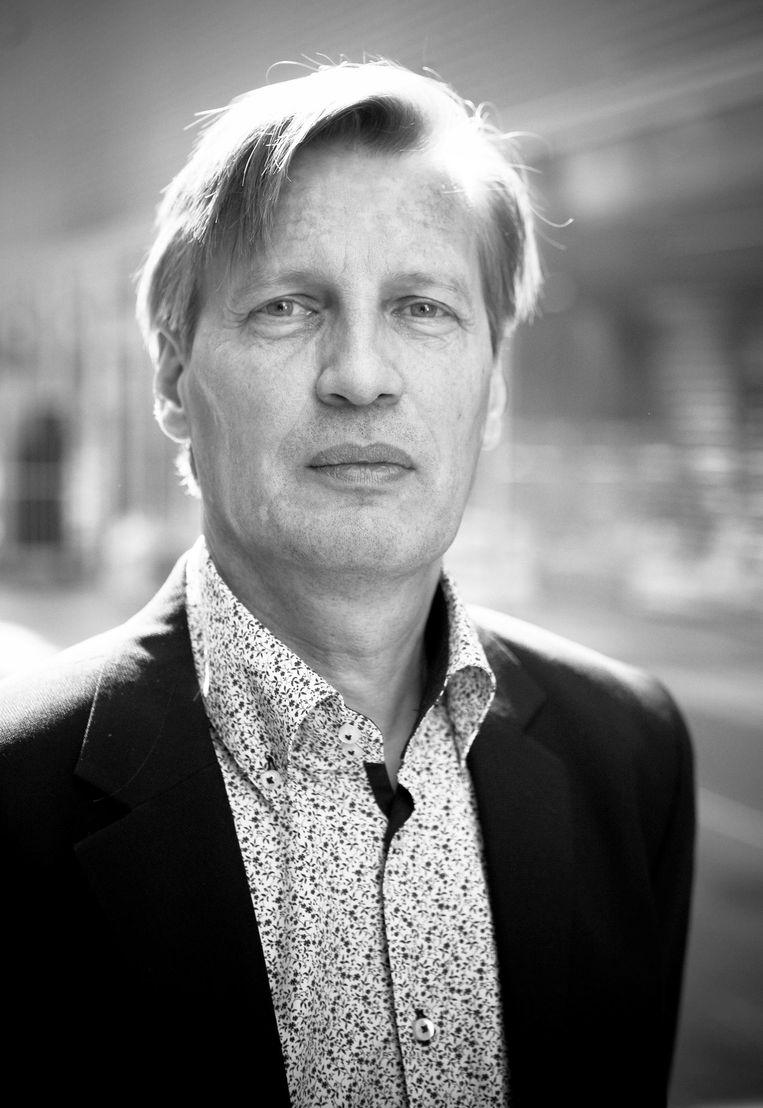 Frank Poorthuis, adjunct-hoofdredacteur AD, oud-chef parlementaire redactie de Volkskrant Beeld Floris Lok