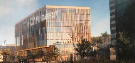Nieuwe stadhuis in Dordrecht moet kantoorprobleem van de stad oplossen