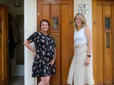 Een 'verplicht nummertje' van buren Marthe en Maren resulteerde in vriendschap: 'Komen jullie borrelen?'