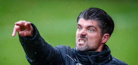 Trainer Jarrisch Keizer kan bij FC Meppel door tot de zomer van 2023