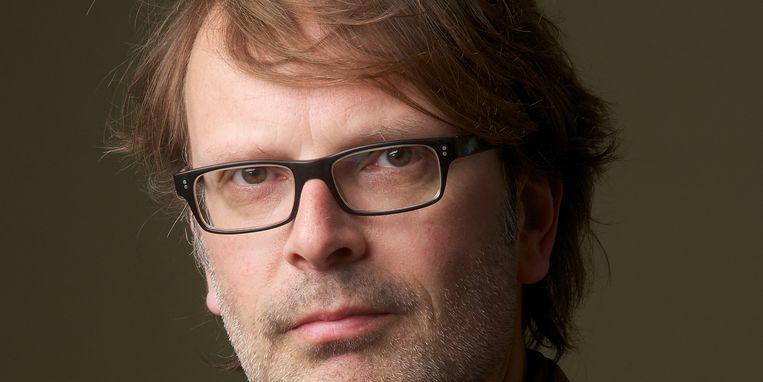 Hans Schnitzler (1968) is filosoof en publicist. Beeld RV